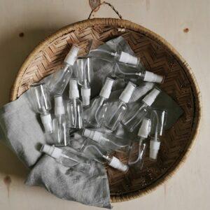 15stk 30ml blanke sprayflasker
